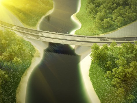 Рендер 3ds Max + V-Ray + Photoshop