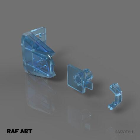 control block chain mini | составные детали | RAF ART
