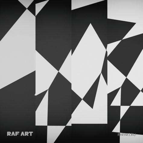 Обои на рабочий стол от RAF ART | element 0023 triangle wallpaper